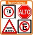 Señales Restrictivas