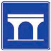 Señal Informativa Turística SIT-1 Acueducto