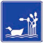 Señal Informativa Turística SIT-6 Lago-Laguna