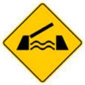 Señal Preventiva SP-22 Puente Móvil