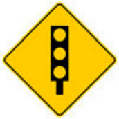 Señal Preventiva SP-37 Semáforo